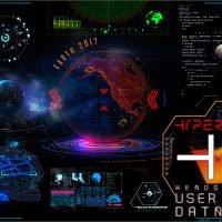 VIDEOHIVE HUD HYPER PACK 350
