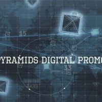 VIDEOHIVE DIGITAL PYRAMID PROMO VIDEO