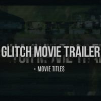 VIDEOHIVE GLITCH MOVIE TRAILER ????????????