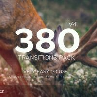 VIDEOHIVE TRANSITIONS PACK 20074370