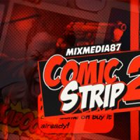 VIDEOHIVE COMIC STRIP 2 FREE DOWNLOAD