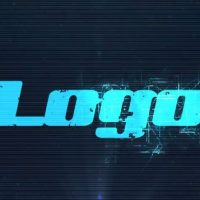 GLITCH LOGO OPENER – AFTER EFFECTS TEMPLATE (MOTION ARRAY)