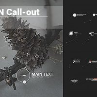 VIDEOHIVE MODERN CALL-OUTS FREE DOWNLOAD