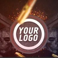 ACTION LOGO – AFTER EFFECTS TEMPLATE (MOTION ARRAY)