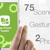 VIDEOHIVE APP PROMO TOOLKIT FREE DOWNLOAD