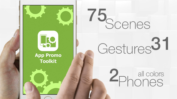 VIDEOHIVE APP PROMO TOOLKIT FREE DOWNLOAD - Free After Effects