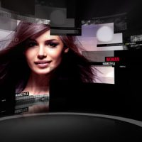 VIDEOHIVE CURVED SCREEN FREE DOWNLOAD