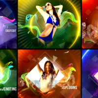 VIDEOHIVE COLORFUL FASHION INTRO