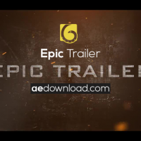 Audiojungle – 12234311 Epic Trailer