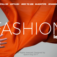 VIDEOHIVE FASHION STOMP LOGO FREE DOWNLOAD