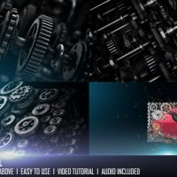 VIDEOHIVE GEARS LOGO REVEAL FREE DOWNLOAD