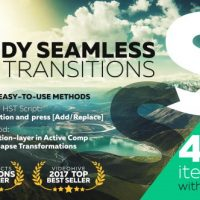 Videohive Handy Seamless Transitions | Pack & Script 3.3.2 (With HST Script Code)
