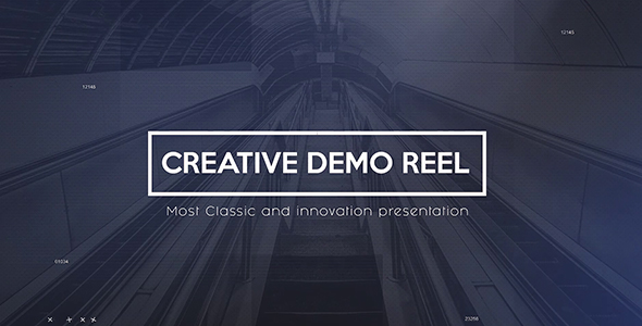 VIDEOHIVE CREATIVE DEMO REEL FREE DOWNLOAD - Free After
