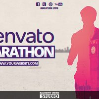 Favorite Marathon Pack – Free Download Videohive Template