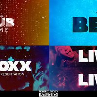 VIDEOHIVE FAVORITE MUSIC TYPOGRAPHY