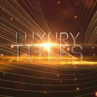 Elegant Luxury Titles – Free Download