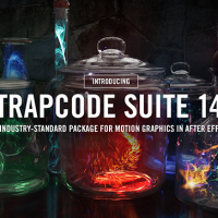 RED GIANT TRAPCODE SUITE 14.0 WIN/MAC ADD-ON