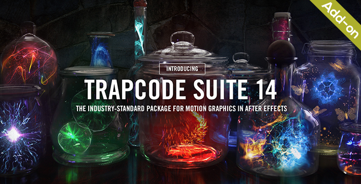 RED GIANT TRAPCODE SUITE 14 0 WIN/MAC ADD-ON - Free After Effects