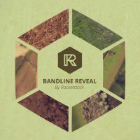 RocketStock – Bandline Minimal Logo Reveal