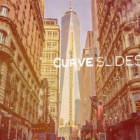 Curve Slideshow After Effects Motion Array