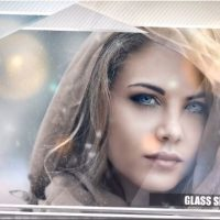 GLASS SLIDESHOW – AFTER EFFECTS TEMPLATE (MOTION ARRAY)