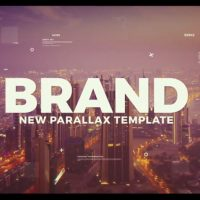 Creative Parallax Slideshow After Effects – Motion Array
