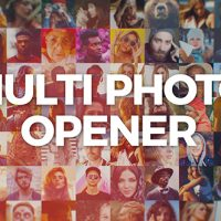 VIDEOHIVE MULTI PHOTO LOGO OPENER
