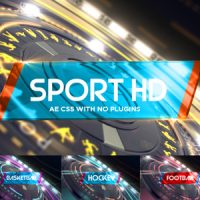 VIDEOHIVE 6 IN1 MULTI-SPORT INTRO PACK