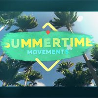 VIDEOHIVE SUMMERTIME MOVEMENTS – BRIGHT OPENER