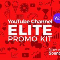 YouTube Elite Promo Kit Free VIP Template