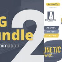 VIDEOHIVE TEXTS ANIMATION BUNDLE PACK 2
