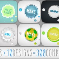 VIDEOHIVE ROUNDED TYPO STORY FREE DOWNLOAD