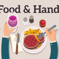 Food & Hands Explainer Free VIP Template