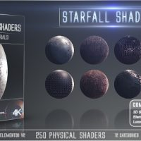 VIDEOHIVE STARFALL SHADERS FREE DOWNLOAD