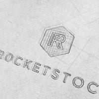 RocketStock – Sketchpad Organic Logo Reveal