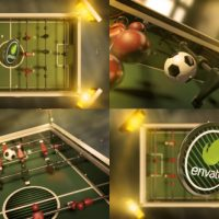 VIDEOHIVE SOCCER LOGO FREE DOWNLOAD