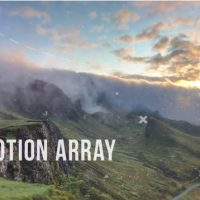 PHOTO SLIDESHOW – AFTER EFFECTS TEMPLATE (MOTION ARRAY)