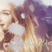 VIDEOHIVE SLIDESHOW WATERCOLOR FREE AFTER EFFECTS TEMPLATE