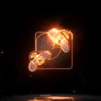 Epic Fire Logo – Free After Effects Template