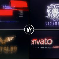 VIDEOHIVE DIGITAL GLITCH LOGO FREE DOWNLOAD