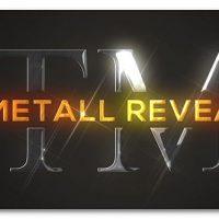 VIDEOHIVE BRIGHT METALLIC LOGO REVEAL