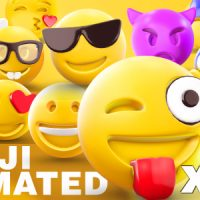VIDEOHIVE EMOJI 3D ANIMATED FREE DOWNLOAD