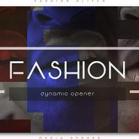 Videohive – Fashion Dynamic Media Opener