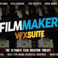 The FilmMaker VFX Suite – Free After Effects Templates