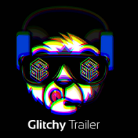 Glitchy Trailer – Audiojungle 9111267