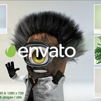 VIDEOHIVE MAD SCIENTIST LOGO FREE AFTER EFFECTS TEMPLATE