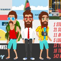 Trip and Travel Promotion with Hippy Free Download