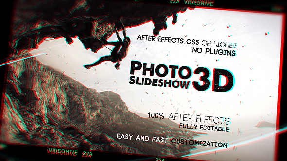 Photo Slideshow D Free After Effects Templates Free After Effects - Editable after effects templates