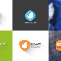 Simple Logo Reveal V2 – Free After Effects Template
