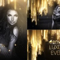 Luxury Event – Free After Effects Template